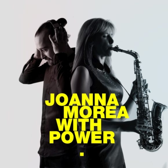 Joanna Morea with Power